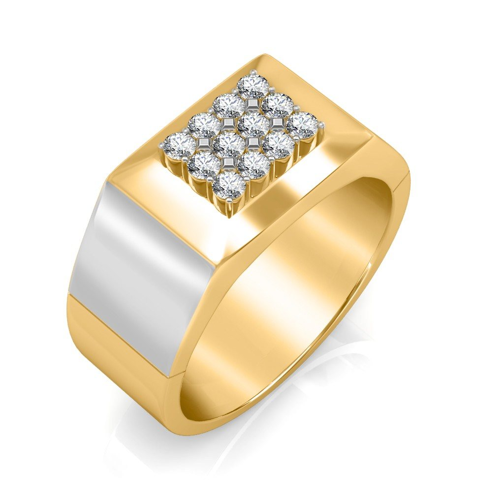 Wedding Rings For Men India: Buy Diamonds, Engagement Rings And Diamond Jewellery At